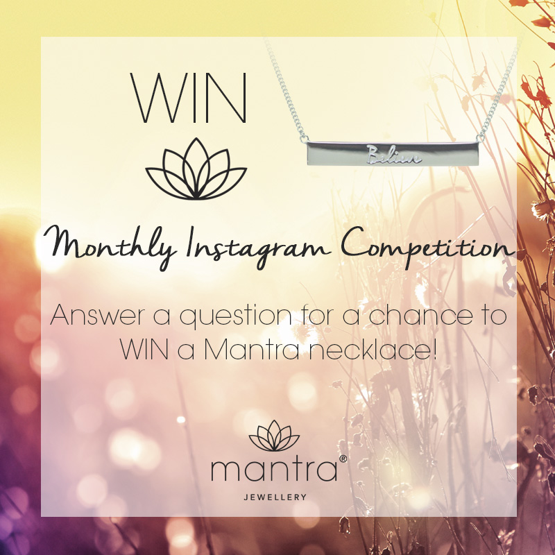 Monthly Instagram Competition