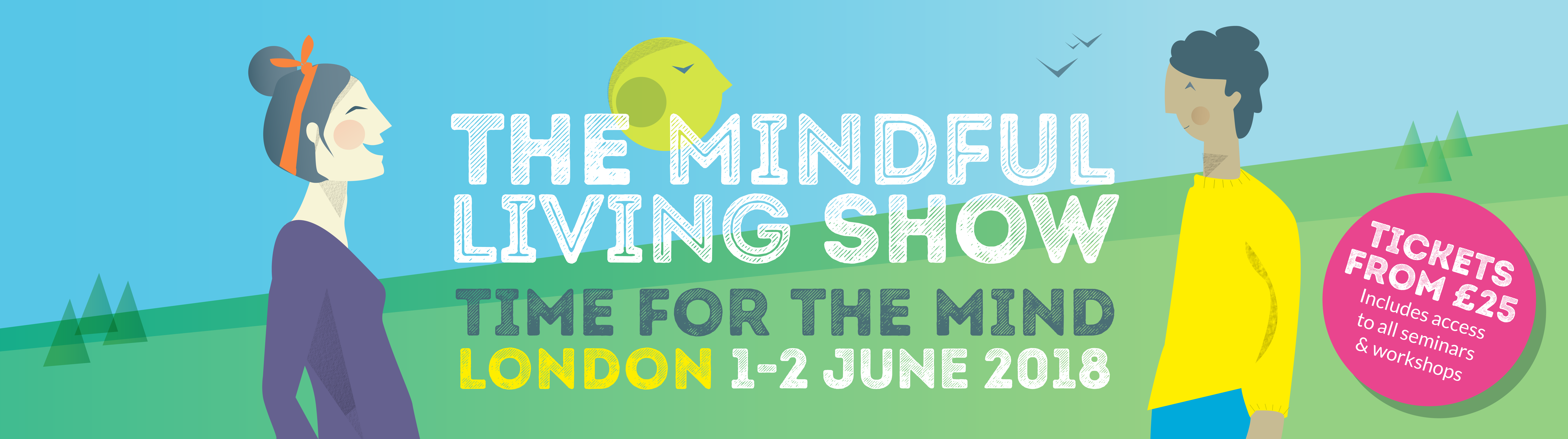Mindful Living Show Logo