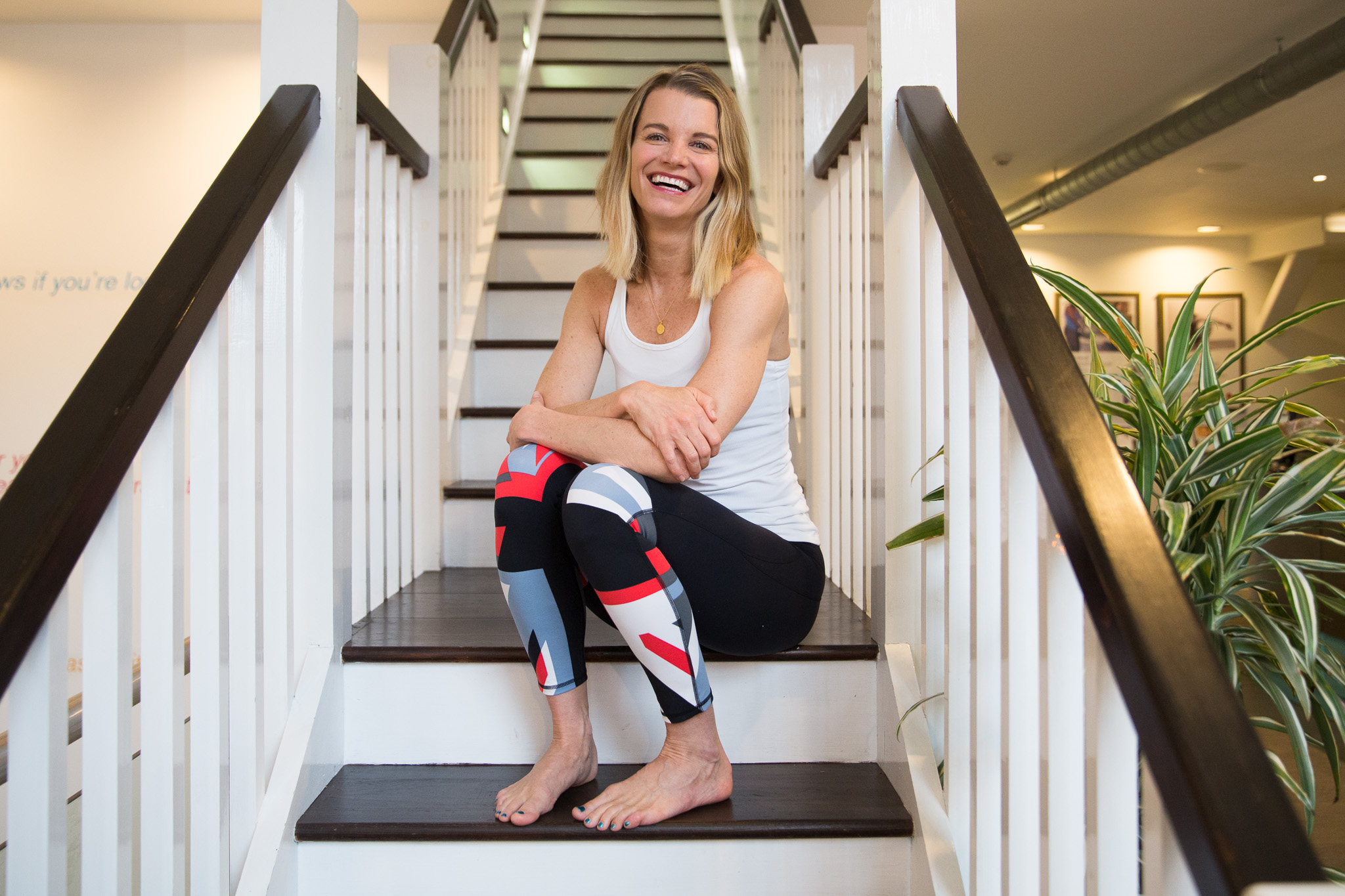 Julie Montagu - yoga teacher, nutritionist, bestselling author, holistic teacher, Royal Wedding presenter