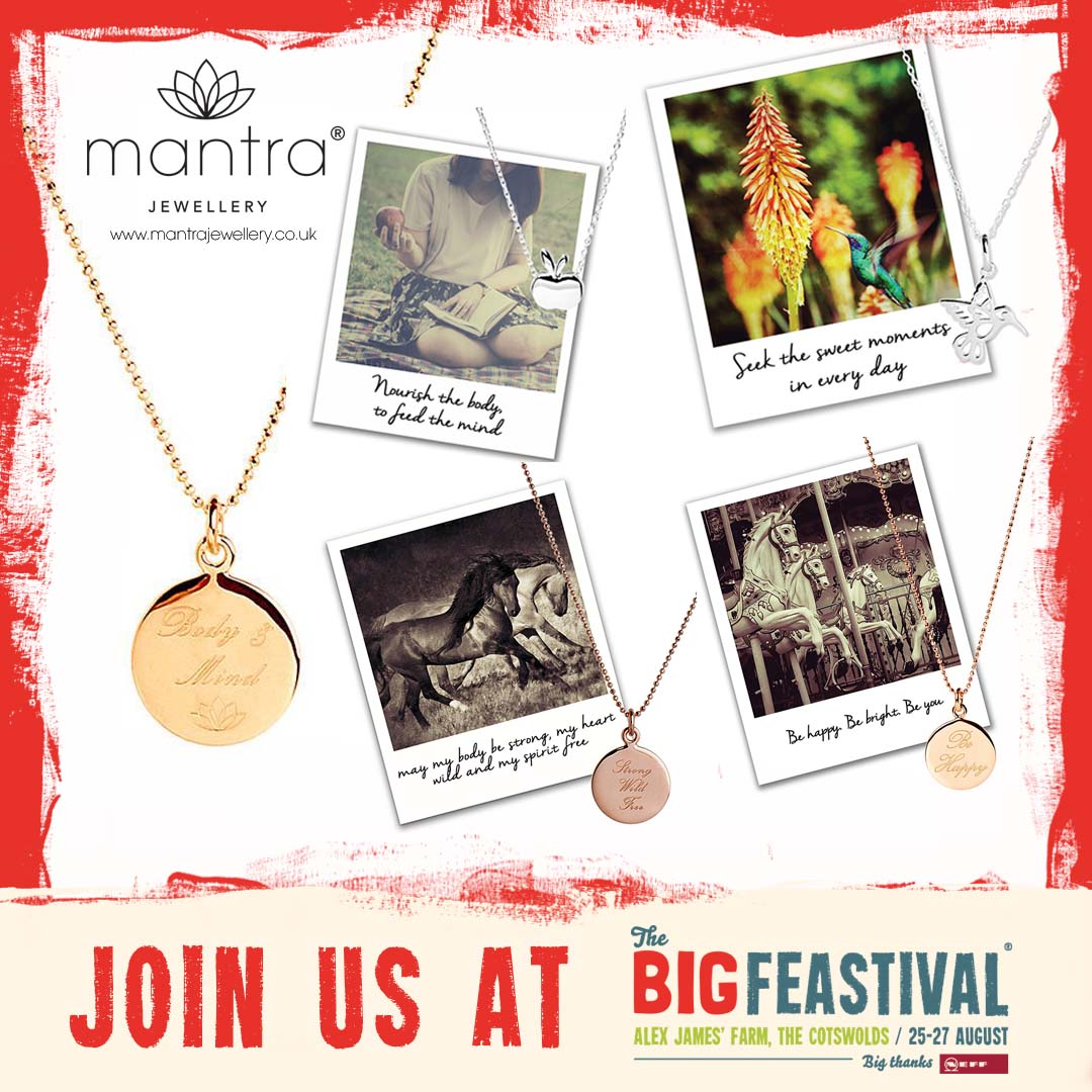 Mantra Jewellery at the Big Feastival