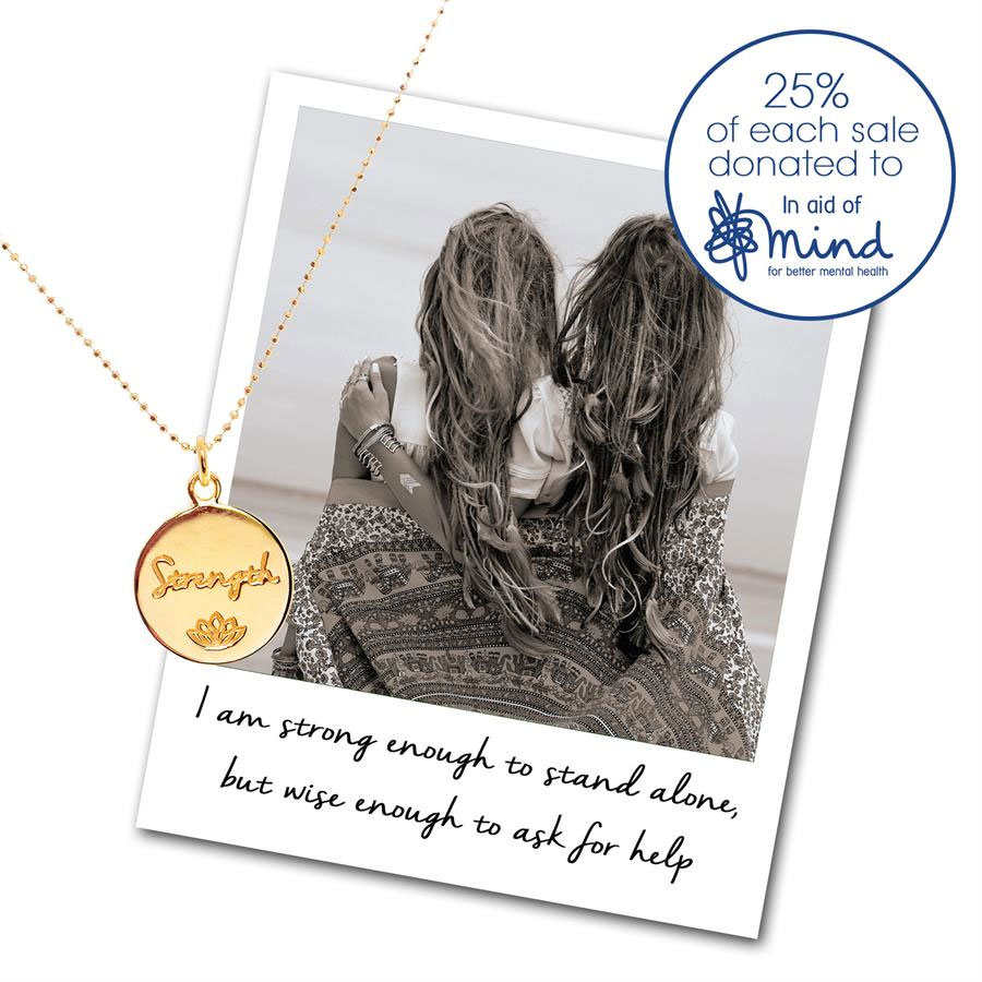 MIND - Charity Necklace