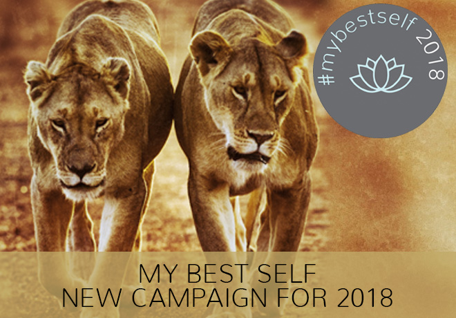 Mybestself 2018 campaign