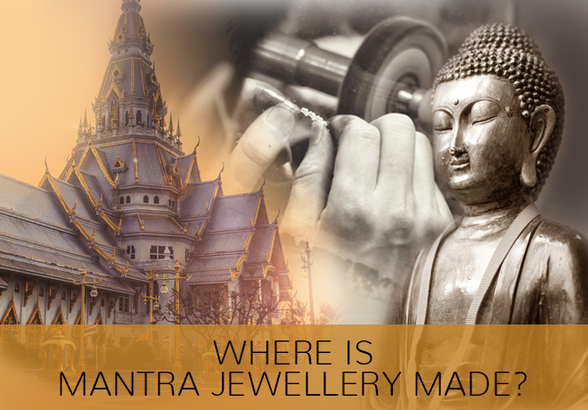 Where is Mantra Jewellery Made?