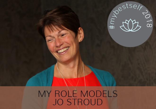 Jo Stroud's Role Models