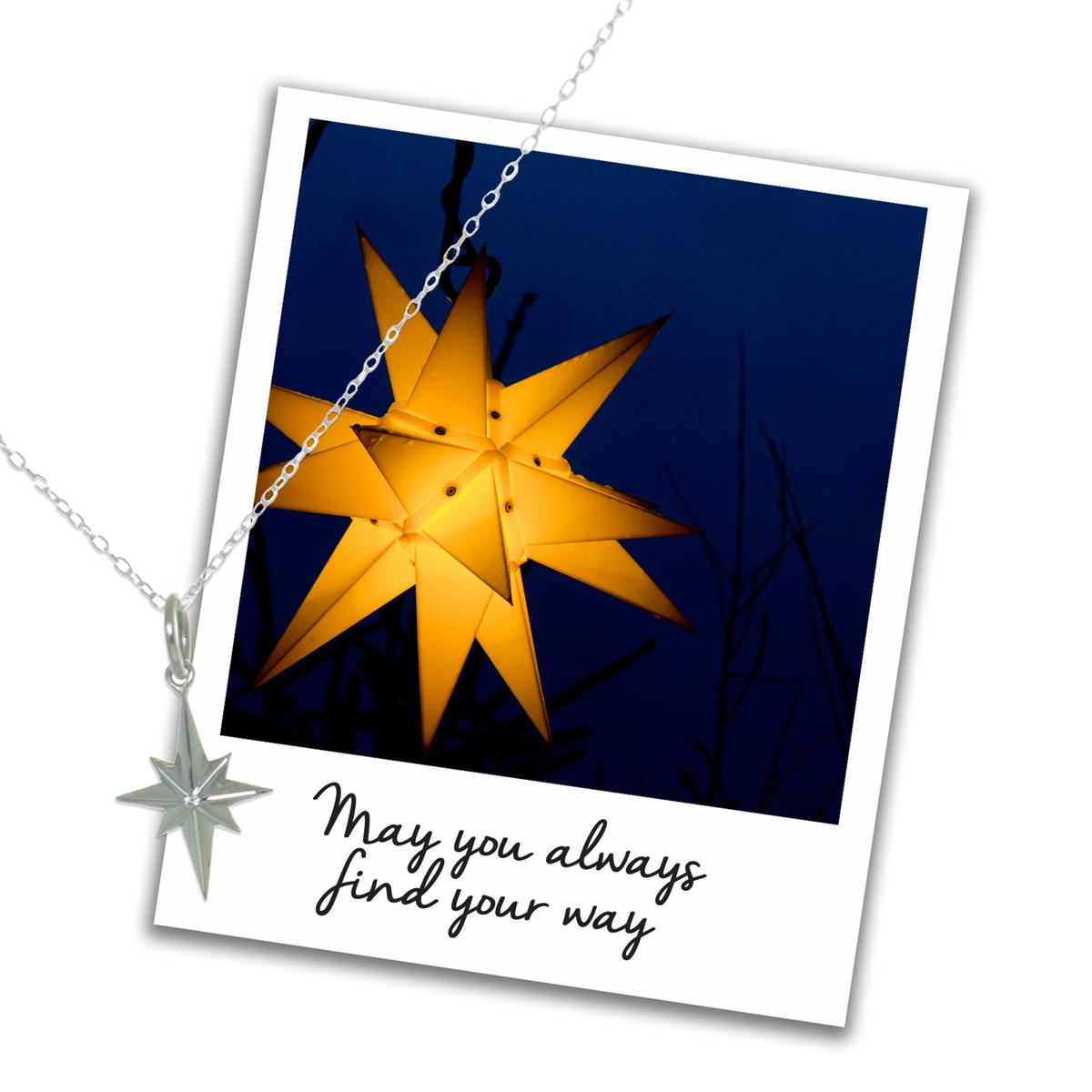 North Star Necklace - Christmas Gifts