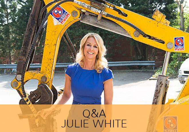 Q&A with Julie White