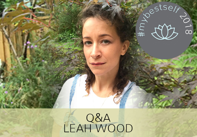 Q&A with Leah Wood