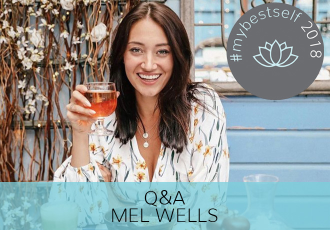Q&A with Mel Wells