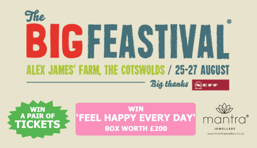The Big Feastival - Mantra jewellery competition