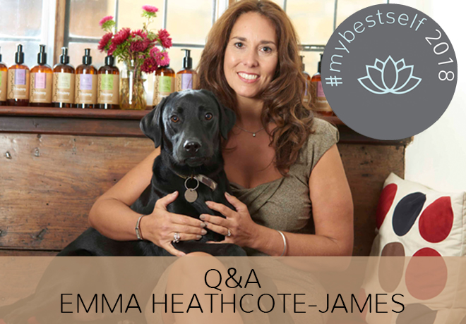 Q&A with Emma Heathcote-James – Little Soap Company