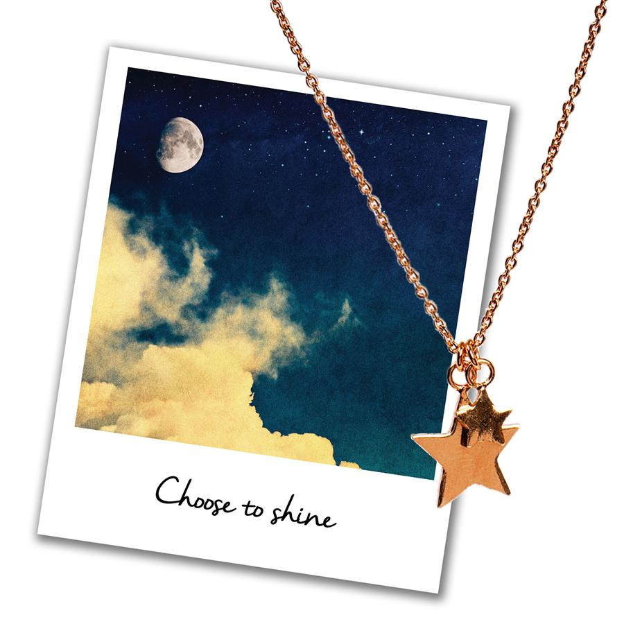 star necklace - mantra jewellery