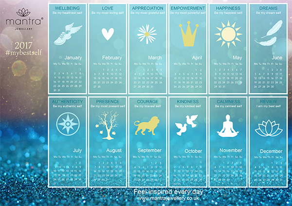 Free Download - Inspirational Calendar