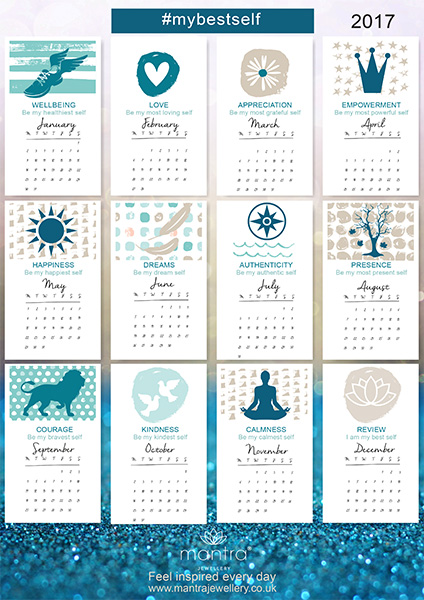 Inspirational Calendar FREE Download
