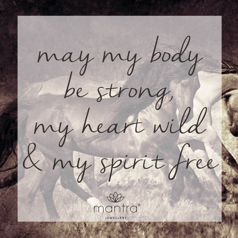 May my body be strong Quote
