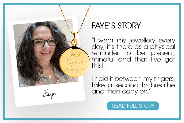 Faye's Review for Mantra Jewellery