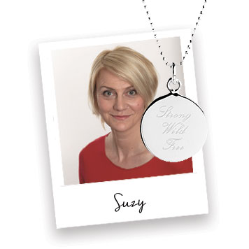 Suzy Greaves from Psychologies Magazine speaks about Mantra Jewellery