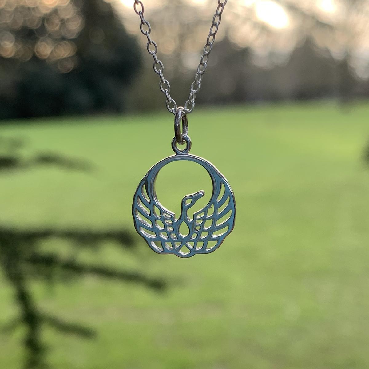 Phoenix Necklace Photoshoot