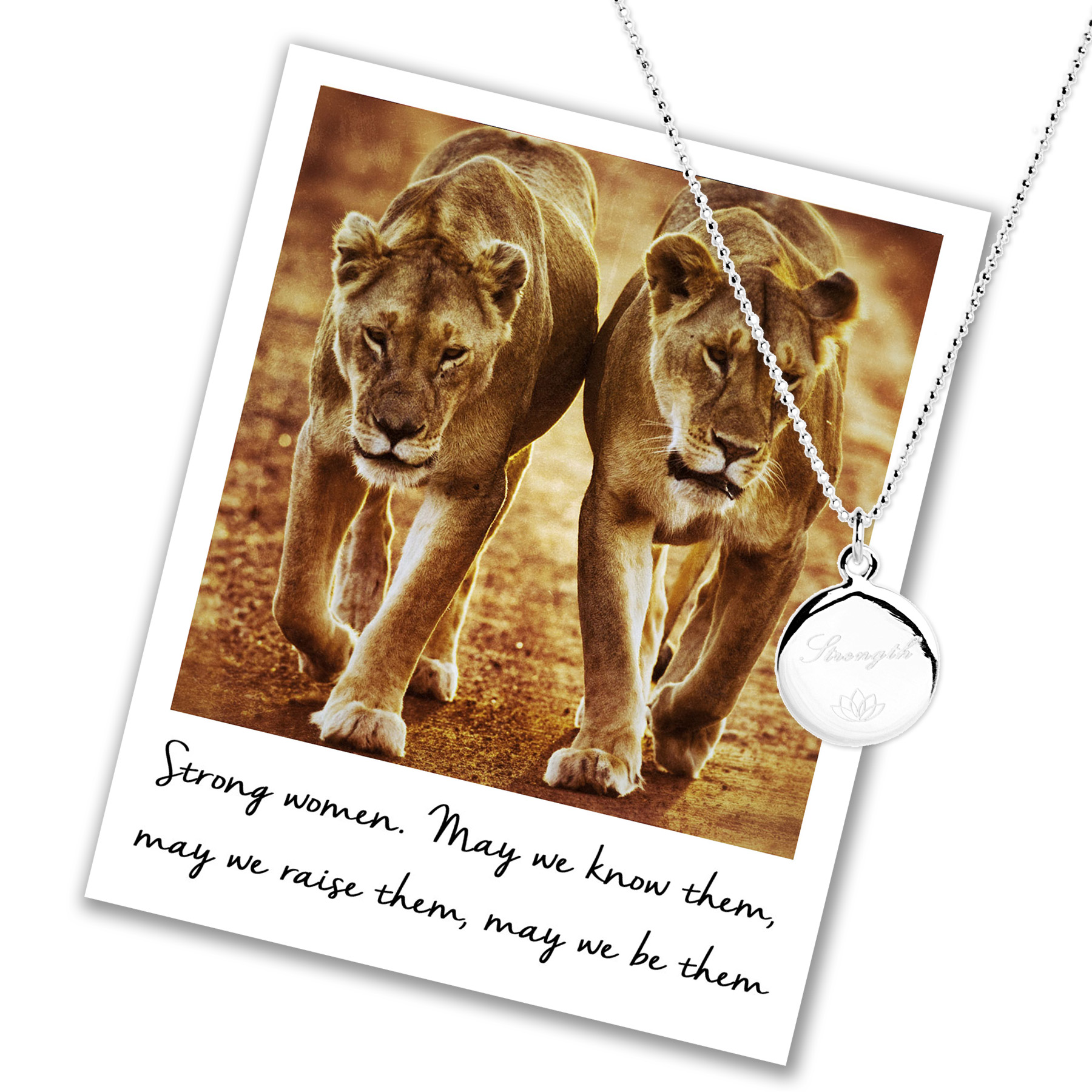 strong women lion authenticity inspirational motivational quotes text
