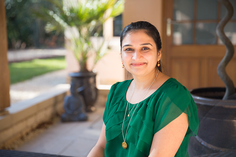 Pallavi Prasad - Digital Marketing and eCommerce Manager for Mantra Jewellery