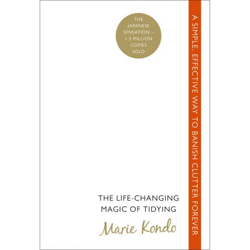 Marie Kondo's The Life-Changing Magic of Tidying