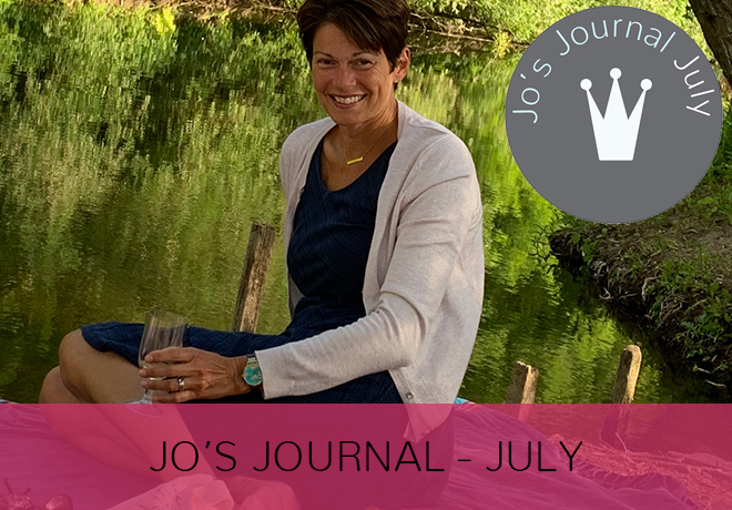 Jo's Journal July