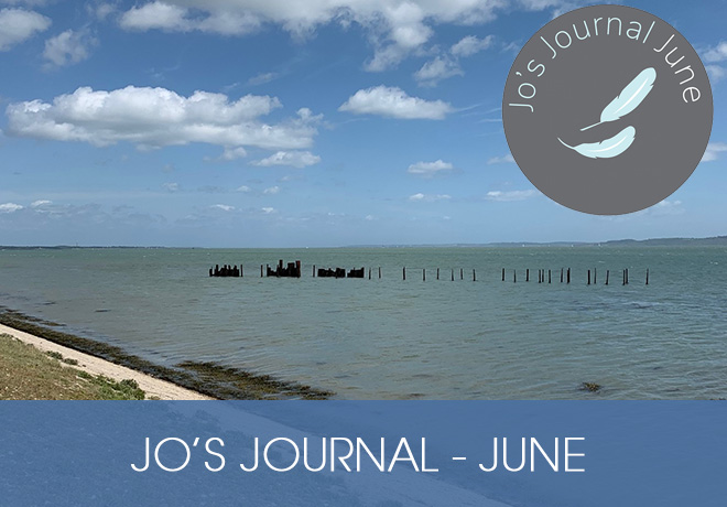 Jo's Journal June