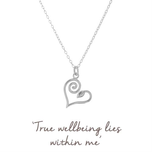 Dr Gemma Newman Wellbeing Necklace