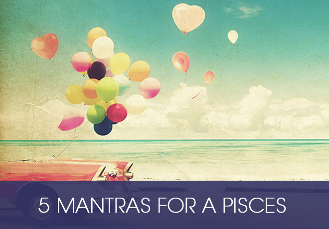 mantras for pisces