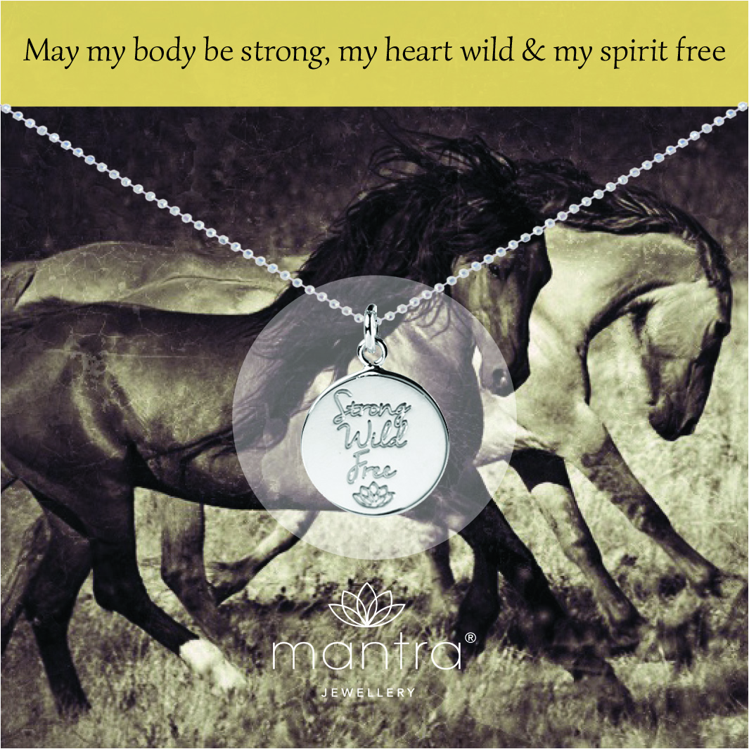 Strong Wild Free