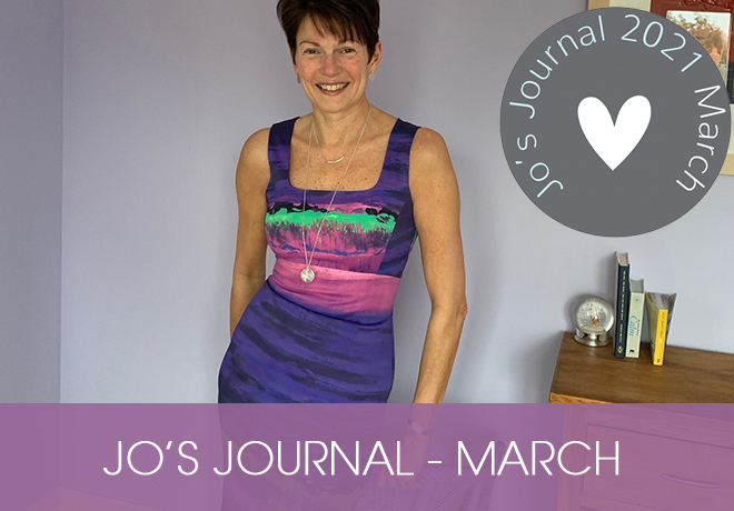 blog - jo's journal march 2021