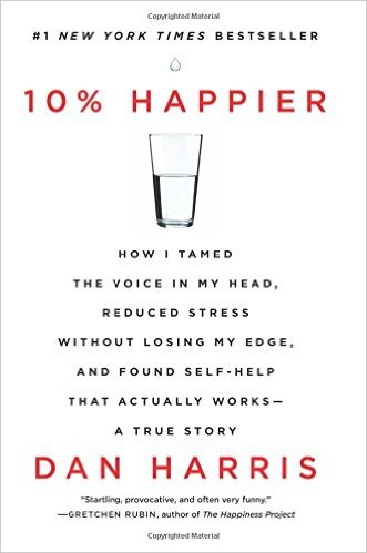 10% happier dan harris mindful living