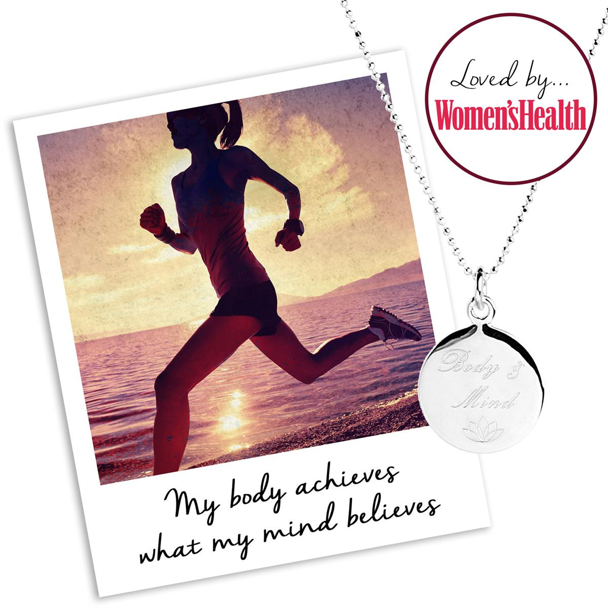 body and mind necklace