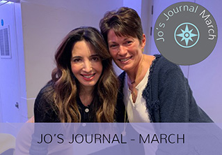 Jo's Journal March 2020