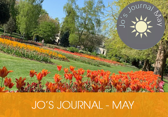 Jo's Journal May
