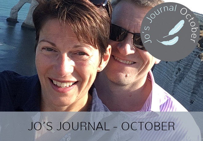 Jo's Journal for October