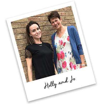 jo stroud and holly matthews