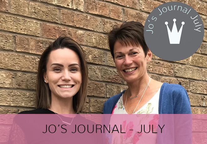 jo's journal july 2019