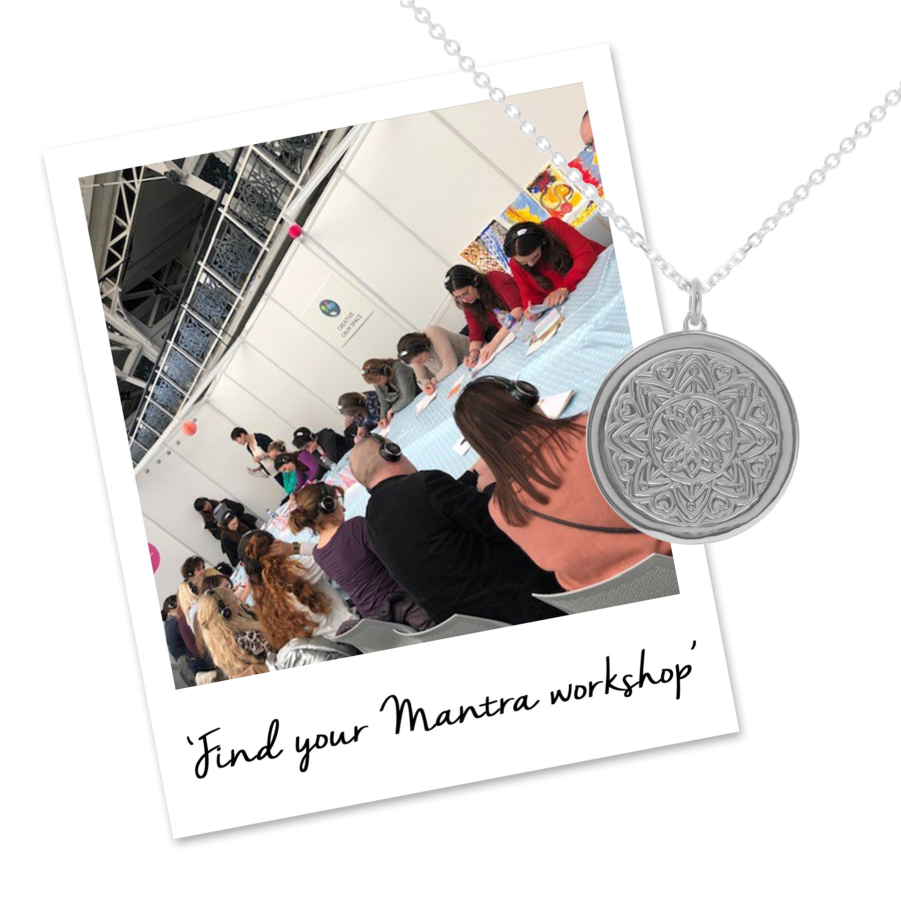 Find your Mantra Workshop by Mantra Jewellery