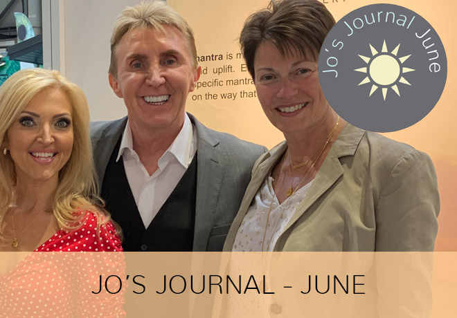 Jo's Journal for June