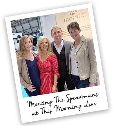 meeting the speakmans at this morning live