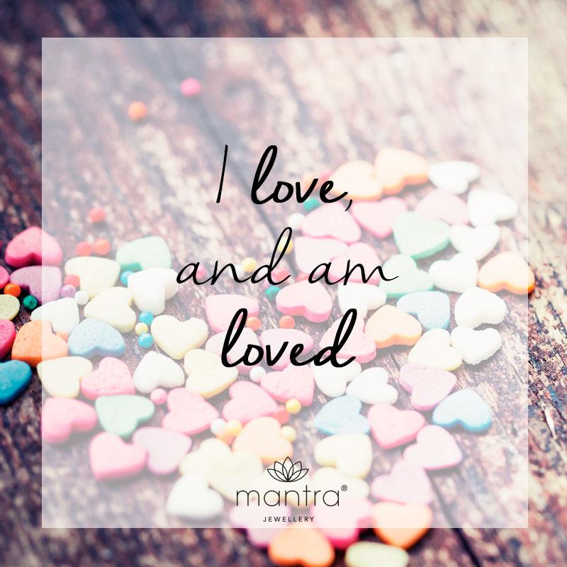 My Best Self - February | Inspirational Jewellery | Love