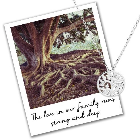 Mother's Day Gifts - Tree of life necklace