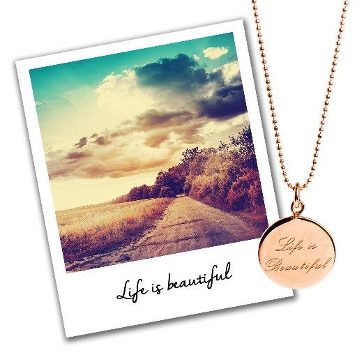 Mother's Day Gifts - Inspirational necklace
