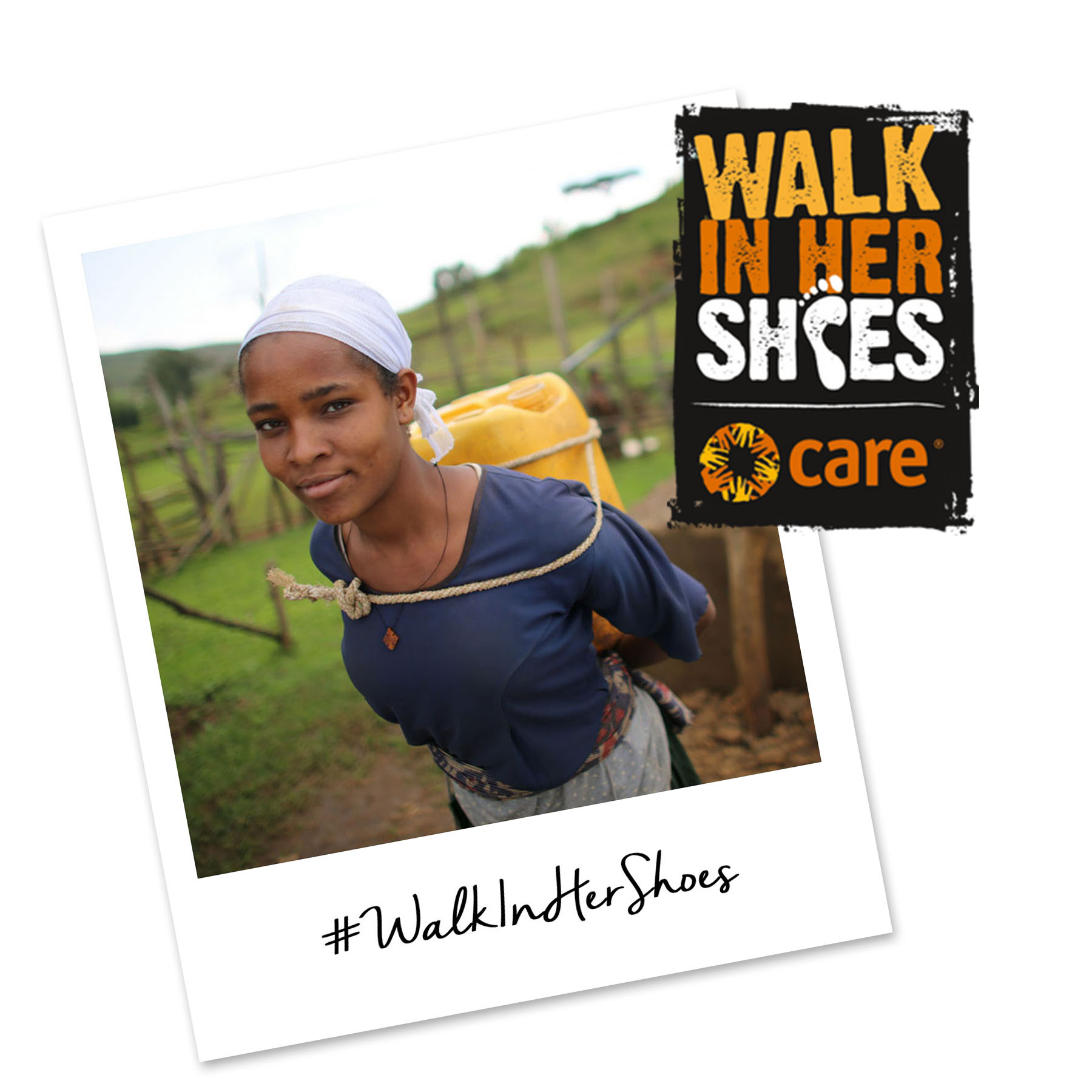 walk in her shoes care international