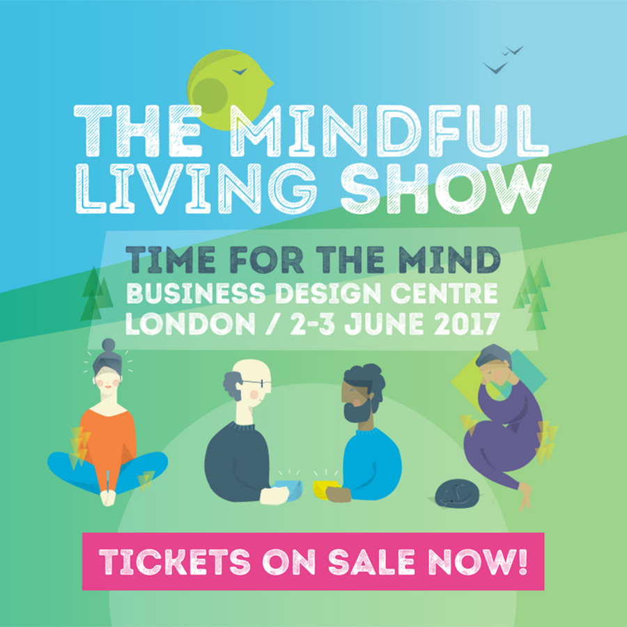 Mantra at the Mindful Living Show
