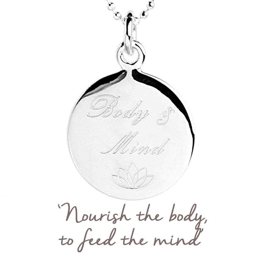 Nourish The Body Necklace