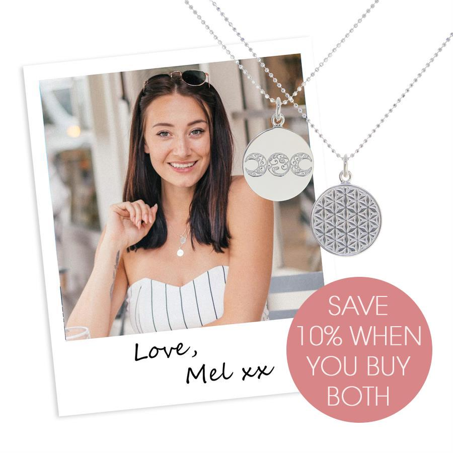 Mel Well's Necklace Set