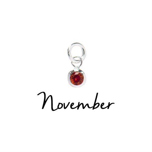 Buy November CZ Birthstone | Sterling Silver