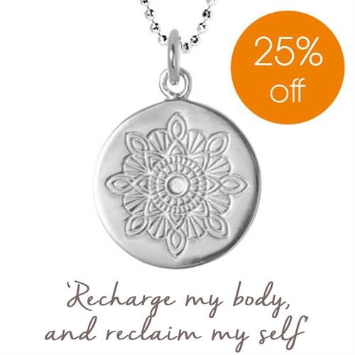 Recharge Necklace by Julie Montagu