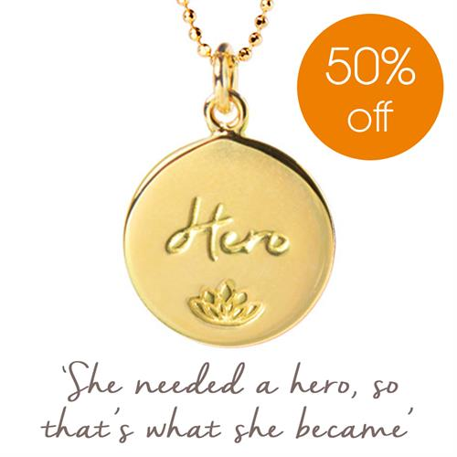 Hero Necklace by Julie Montagu